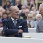 Prince Philip's titles passed to Prince Charles following his death