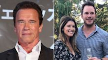 Arnold Schwarzenegger Opens Up About Katherine's Engagement to Chris Pratt for the First Time