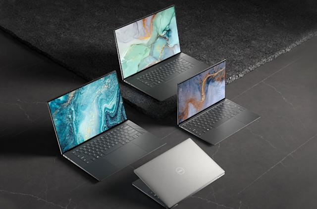 Dell's modern design comes to the XPS 15 and revived XPS 17