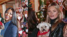 Il mercatino di Natale austriaco che è riuscito a invitare Naomi Campbell e Kate Moss