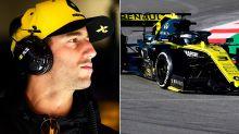 Daniel Ricciardo suffers ignominious start to life at Renault