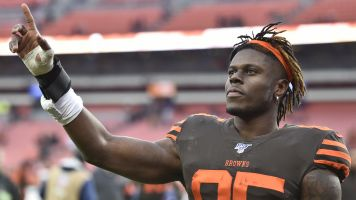 Browns TE David Njoku wants out of Cleveland