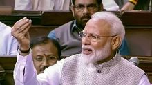 'Opposition cannot accept defeat, blaming EVMs is a new disease,' says PM Modi in Rajya Sabha