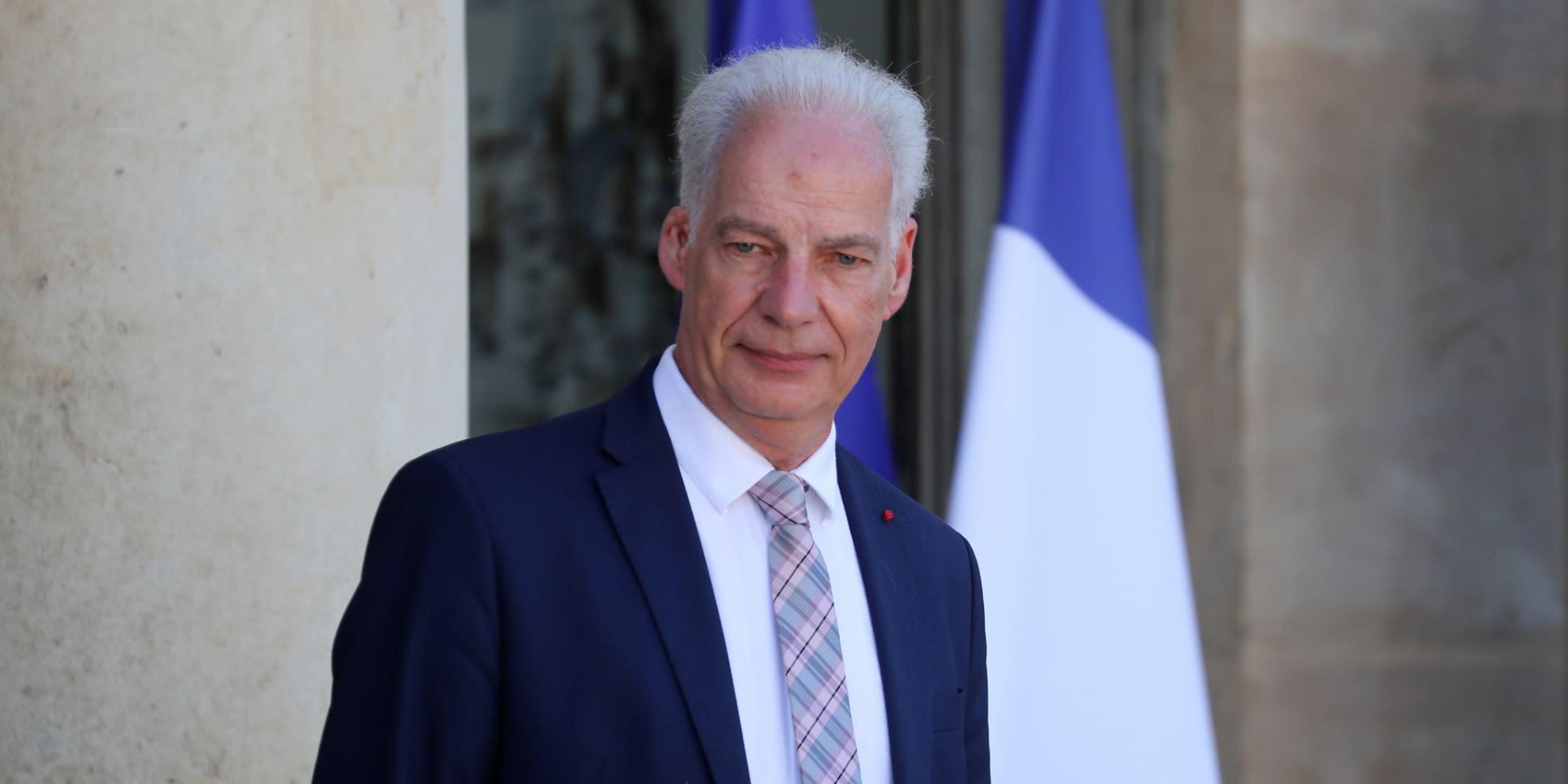 Compte bancaire du ministre aux PME Griset : deux enquêtes ouvertes à Lille et Paris