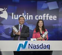 Luckin Coffee will unluckin'ly delist from Nasdaq following fraud allegations