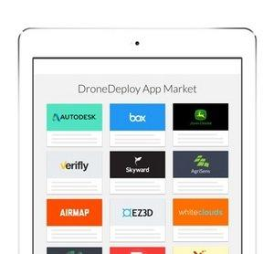 DroneDeploy Launches App Market and Unlocks the World's