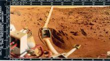 Excientífico de la NASA asegura que encontró pruebas de vida en Marte... hace 40 años