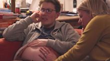 Transgender man who gave birth says it was 'f***ing awful'