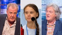 James May Says Jeremy Clarkson's Tirade Against Greta Thunberg Is Because He's 'Threatened'