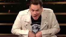 Jim Carrey Shreds 'Used Car Salesman' Donald Trump: 'He's Tearing Us Limb From Limb'