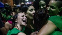 Aborto: Argentina deixa Brasil para trás