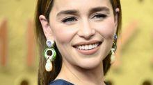 Emilia Clarke has a genius mascara secret: 'It opens my eyes up'