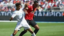 Mourinho praises Martial but wants consistency from Man United star