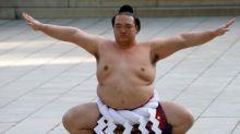 Sumo-Injury-plagued grand champion Kisenosato retires