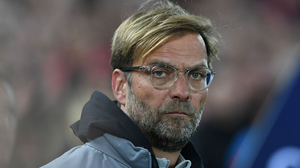 Klopp 'sick' of conceding as Liverpool tumble out of EFL Cup