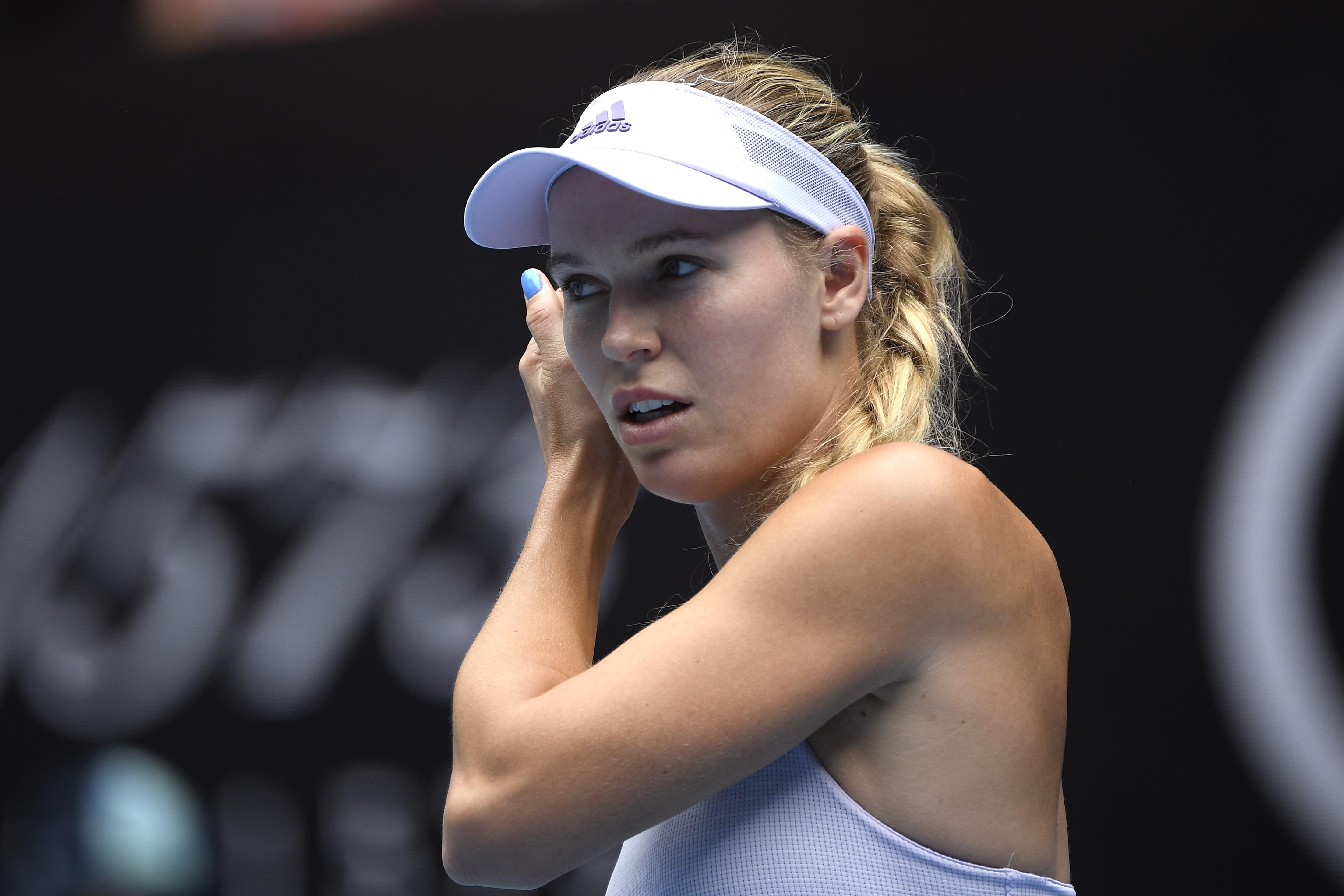 Ex-No. 1 tennis player Caroline Wozniacki details RA diagnosis