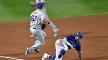 Bichette returns, Kirk debuts as Blue Jays beat Mets 3-2