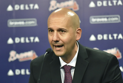 Ex-Braves GM John Coppolella broke his silence after being banned from baseball. (AP)