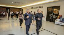 Thai envoy visits Genovasi for design thinking insight
