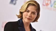 Selma Blair rocks no hair, no pants photo. With her usual sass, actress defends the pic