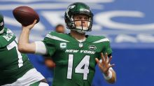 Jets QB Darnold returns to practice