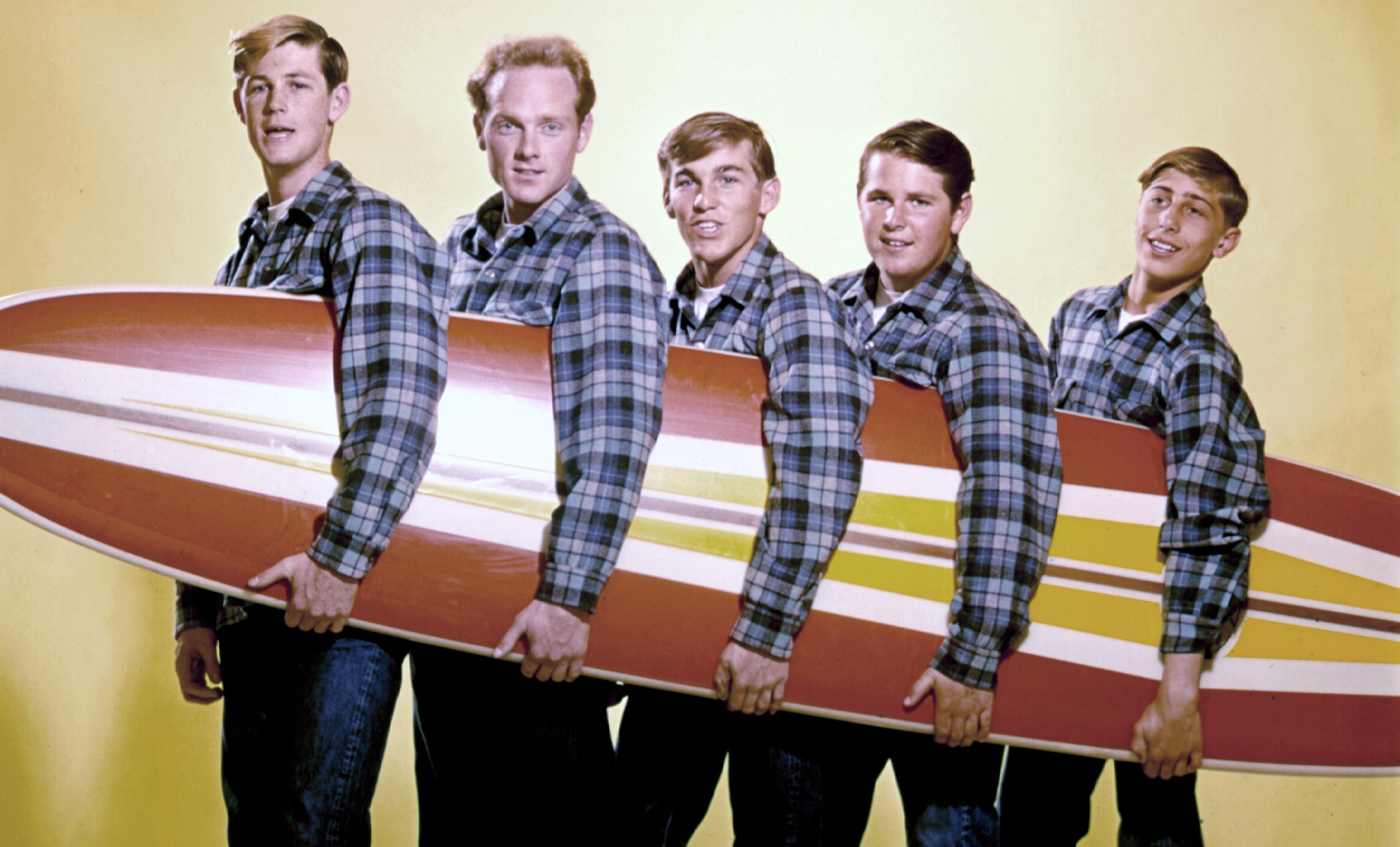 Beach boys surfin usa voted best summer song of all time hexwebz Images