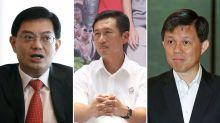 COMMENT: Singapore's political succession in a disruptive world