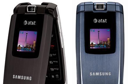 "Samsung, AT&T announce A747 ""SLM"" flip"