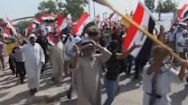 Iraqis protest against lawmaker privileges