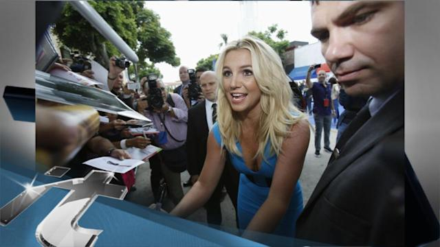 Britney Spears News Pop: Britney Spears -- 2-Day Bikini Party at SoCal Waterpark
