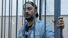 Russian director Serebrennikov set for trial over fraud case