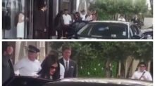 Cannes 2017: Aishwarya Rai Bachchan takes Aaradhya out for a stroll. Watch here