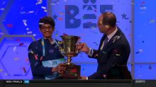 14-year-old wild-card entry wins National Spelling Bee
