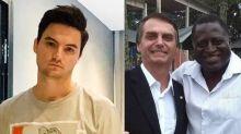 Felipe Neto vai processar deputado amigo de Bolsonaro