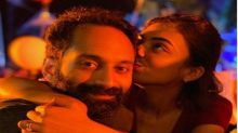 When Fahadh Faasil Got Miffed With Journalist's Question To Nazriya Nazim