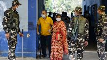 5 killed in election violence in India's West Bengal state