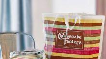 It's No Joke, The Cheesecake Factory is Giving Away $250,000 of Free Food Through DoorDash