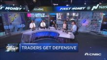 Traders get defensive... Is it time to play defense with ...