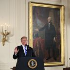 AP FACT CHECK: Trump's running commentary on Russia probe