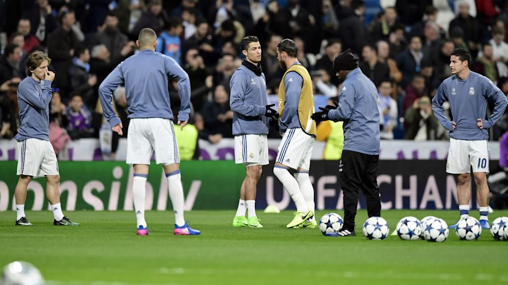 Real Madrid, des absents face à l'Espanyol