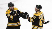 Krejci, Bergeron, Marchand score 2 as Bruins beat Caps 6-3
