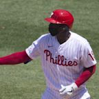 Didi Gregorius will wear a mask during games