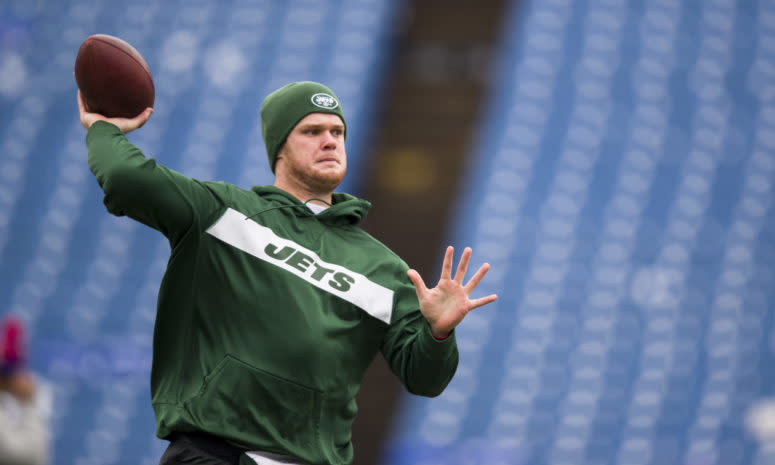 What The Dolphins-49ers Trade Means For Jets QB Sam Darnold