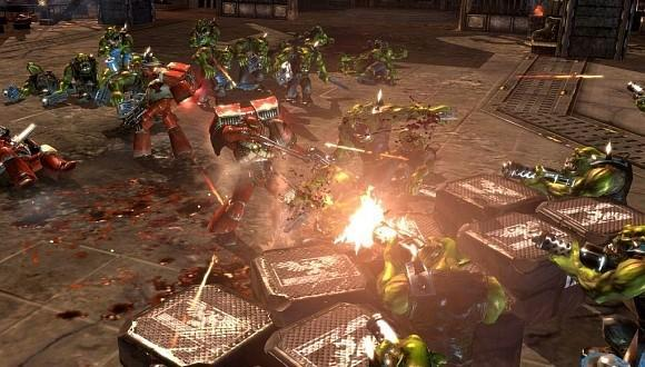Steam weekend deal: 25% off THQ pack (includes Dawn of War II)