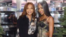 Die Fans können das jugendliche Aussehen von Naomi Campbells Mutter nicht glauben