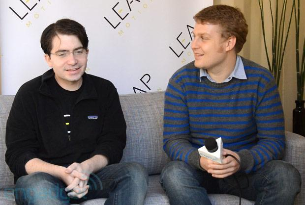 The Engadget Interview: Leap Motion CEO Michael Buckwald