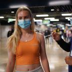 Coronavirus latest news:Nicola Sturgeon accuses Andy Burnham of 'creating a spat' over Covid travel ban