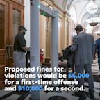 Nancy Pelosi wants $10,000 fines for lawmakers who ignore Capitol metal detectors