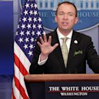 Trump Names Mick Mulvaney as 'Acting' White House Chief of Staff, Calls John Kelly a 'Great Patriot'