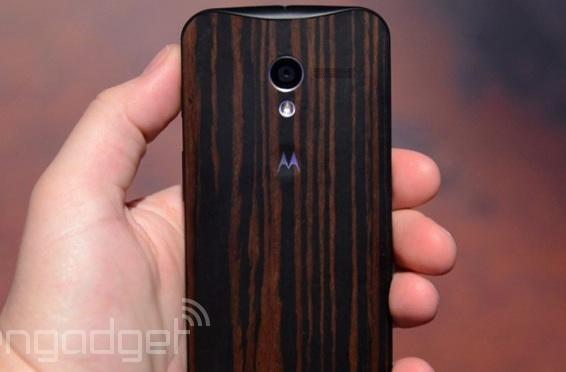 A new version of the Moto X is coming this summer
